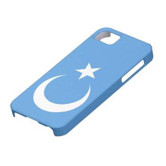 Bandera del este de Turkestan Uyghur Funda Para iPhone SE/5/5s