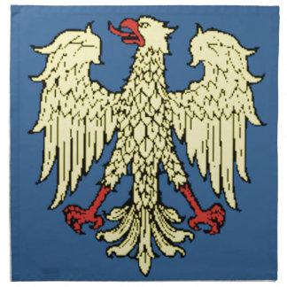 Bandera del Friuli-Venezia Giulia Italia