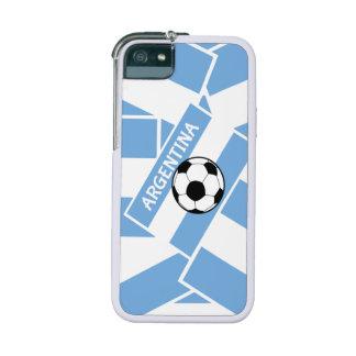 Bandera del fútbol de la Argentina
