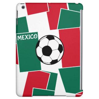 Bandera del fútbol de México