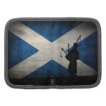 Bandera del gaitero de Escocia Organizador