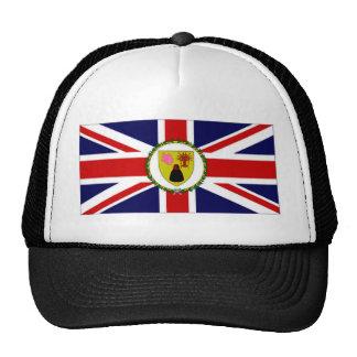Bandera del gobernador de las islas de Caicos de l Gorra