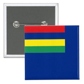 Bandera del gobierno de Mauricio, Malta Pins