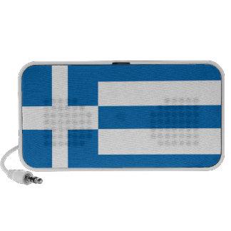 Bandera del Griego de Grecia Mini Altavoz