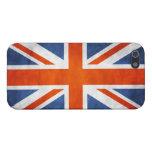 Bandera del Grunge británico: iPhone 5 Cárcasas