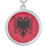 Bandera del Grunge de Albania Grimpolas