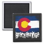 Bandera del Grunge de Breckenridge Iman