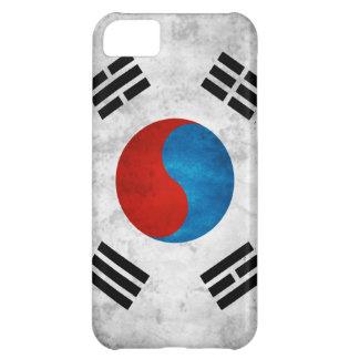 Bandera del Grunge de la Corea del Sur