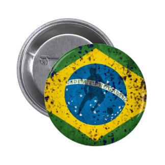 Bandera del Grunge del Brasil para los brasilen os