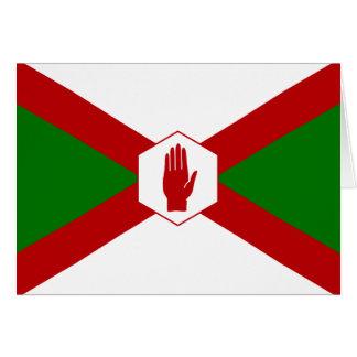 Bandera del hierro de Norn Tarjeton