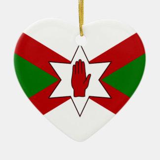 Bandera del hierro de Norn Ornamento Para Arbol De Navidad