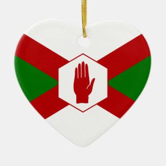 Bandera del hierro de Norn Ornamento De Reyes Magos