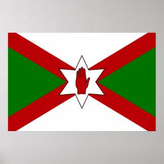 Bandera del hierro de Norn Impresiones