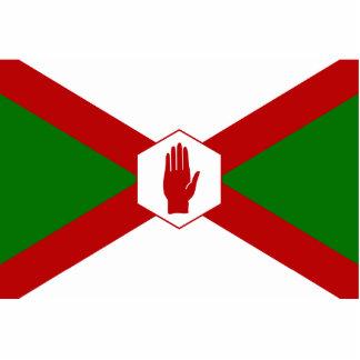 Bandera del hierro de Norn Esculturas Fotograficas
