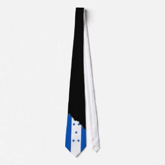 bandera del honduran corbatas