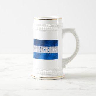 Bandera del Honduran de las ideas del regalo de Jarra De Cerveza