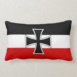 Bandera del imperio alemán cojín