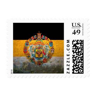 Bandera del imperio ruso sellos