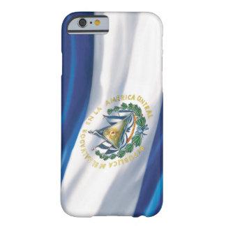 Bandera del iPhone 6 de El Salvador