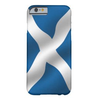 Bandera del iPhone 6 de Escocia Funda De iPhone 6 Barely There