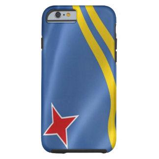 Bandera del iPhone 6 Tough™ de Aruba