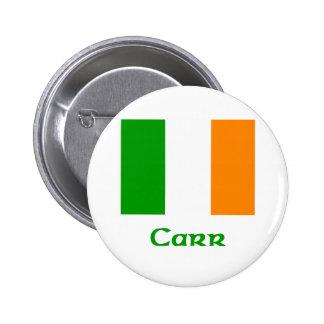 Bandera del irlandés de Carr Pin