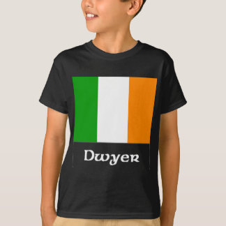 Bandera del irlandés de Dwyer Playera