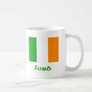 Bandera del irlandés de Ford Taza