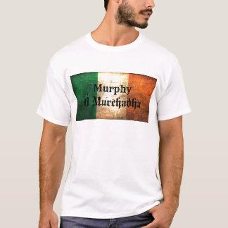 Bandera del irlandés de Murphy Playera