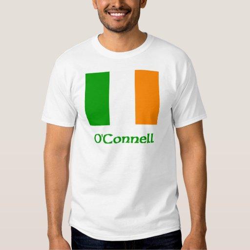 Bandera del irlandés de O'Connell Playeras