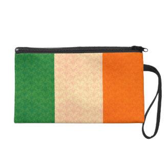 Bandera del irlandés del modelo del vintage
