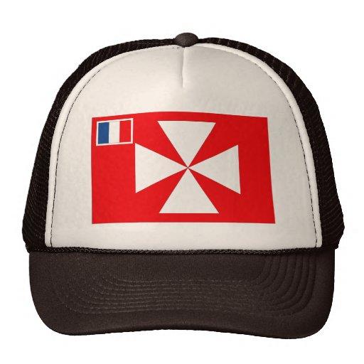 Bandera del isleño de la pared gorras de camionero