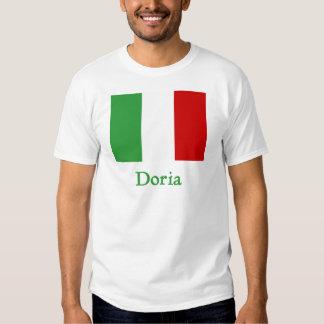 Bandera del italiano de Doria Poleras