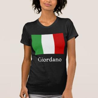 Bandera del italiano de Giordano Poleras