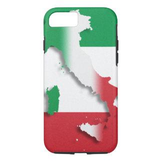 Bandera del italiano de Italia Funda iPhone 7
