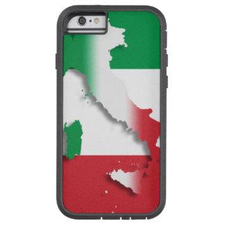 Bandera del italiano de Italia Funda Tough Xtreme iPhone 6