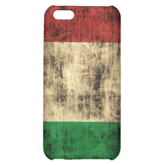 Bandera del italiano del Grunge