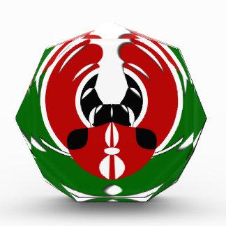 Bandera del Kenyan