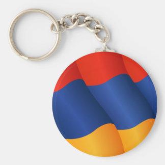 Bandera del llavero de Armenia