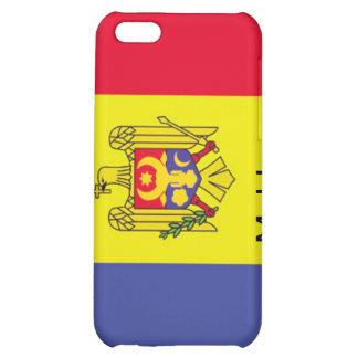 Bandera del Moldavia