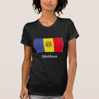 Bandera del Moldavia Camisetas