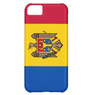 Bandera del Moldavia Funda Para iPhone 5C