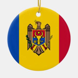Bandera del Moldavia Ornamente De Reyes