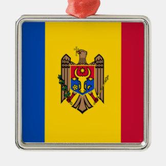 Bandera del Moldavia Ornamentos Para Reyes Magos