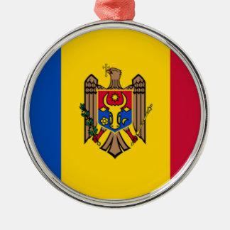 Bandera del Moldavia Ornato