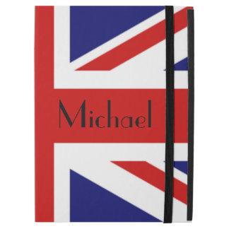 Bandera del monograma de Reino Unido
