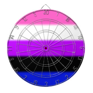 Bandera del orgullo de Falln Genderfluid