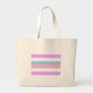 Bandera del orgullo de Intersexed Bolsa Lienzo