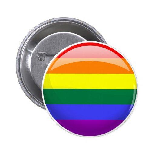 Bandera del orgullo de LGBT Pin