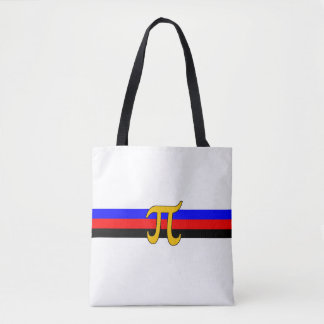 Bandera del orgullo de Polyamory Bolsa De Tela